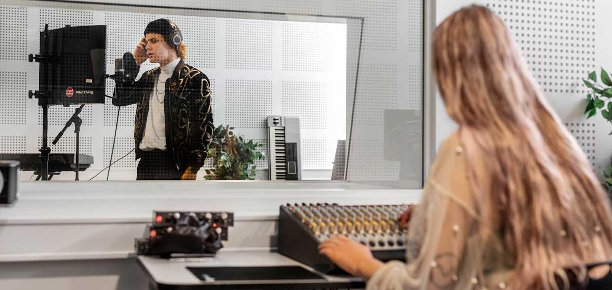 lyd og musikkproduksjon