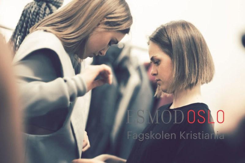 motedesigner og modellør esmod oslo fagskolen kristiania