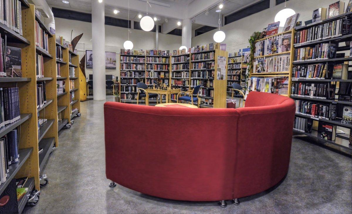 Skolens bibliotek