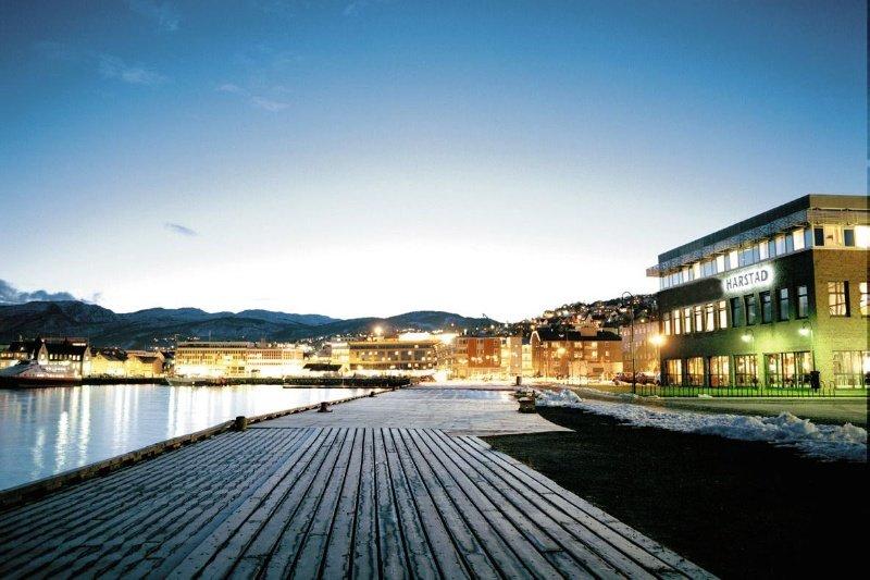 UiTs campus i Harstad