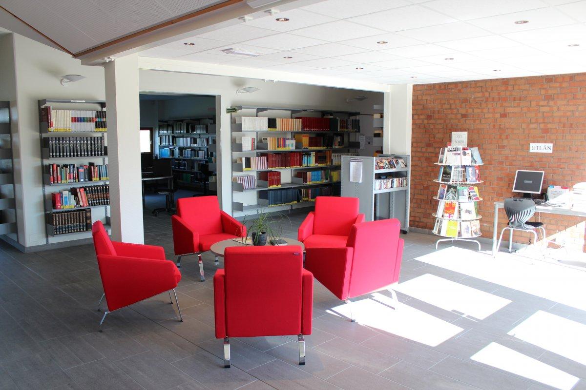 Ansgarskolens bibliotek