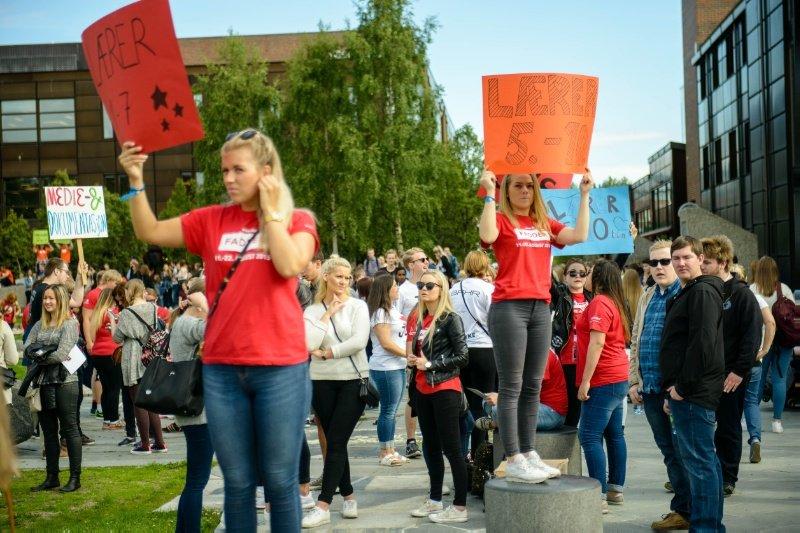 Semesterstart i Tromsø